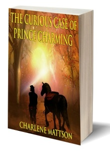 Book - 3D The Curious Case of Prince Charming