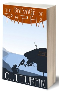 Book - 3D The Salvage of Ralpha