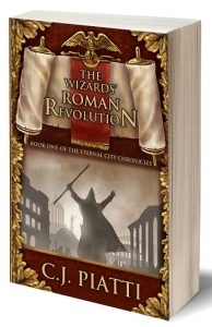 Book 3D The Wizard's Roman Revolution